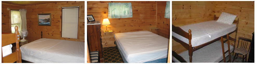 Blue Spruce - Bedrooms